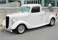WANTED , 1935-36 FORD TRUCK OWNERSHIP