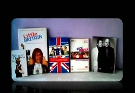 DAVID WALLIAMS/MATT LUCAS BUNDLE - LITTLE BRITAIN/ROCK PROFILE - FOR SALE