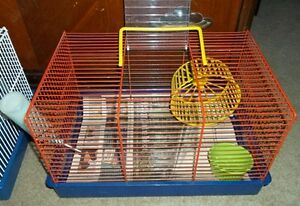 1 or 2 Level Hamster Mouse Cage or Exercise Sphere London Ontario image 1