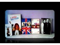 DAVID WALLIAMS/MATT LUCAS BUNDLE - LITTLE BRITAIN/ROCK PROFILE - FOR SALE