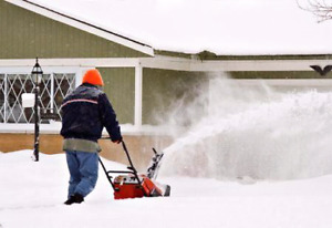 Greenspace Residential Snow Removal Service