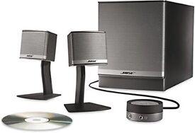 Bose Companion® 3 - 2 multimedia speaker system