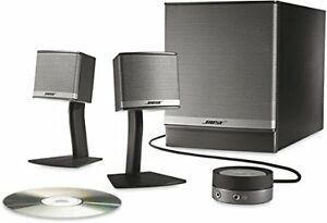 Bose Companion 3 Speakers Series II