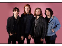 The Amazons Tickets