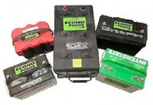 Econo Power  Automotive Interstate batteries