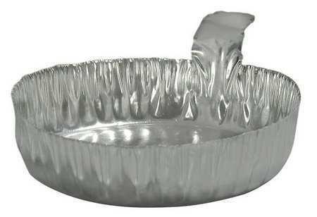 Qorpak Met-03103 Weigh Dish,57Mm,Pk1000