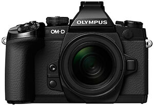 Dump the Heavy DSLR! Olympus OM-D E-M1 BODY ONLY