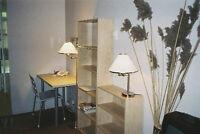3½ meublé, 50m2, adj, Plateau au cœur de Montréal
