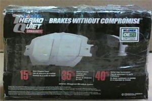 2000 2001 2002 2003 2004 Toyota Tacoma ceramic brake pads