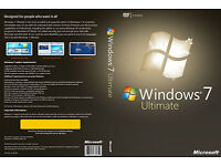 Windows 7 Ultimate // x64 // 64-Bit