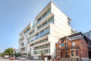 900 SF Loft in King and Bathurst Area. Parking included