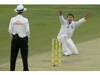 Cricket Umpire Needed