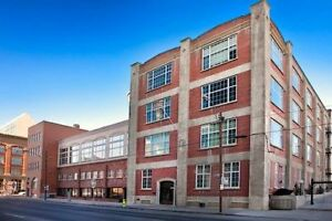 Authentic downtown loft ***priced to rent; available November 1