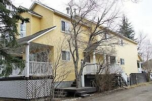 Inner city 2-storey duplex in Renfew - Available