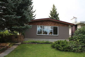 3 Br Main Floor - Renovated. 1 block from Southland LRT. SW