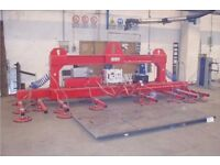 Vacuum lifters for wood, Laminates panels, Chipboard panels - www . equipmentliftingsystems . com