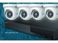 QVIS IP VIPER 5 MP CCTV KIT 5 MEGAPIXEL IP CCTV CAMERA KIT