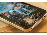 Iphone screen repairs and other services for iphone