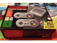 Snes Mini * NEW with 200 Games *