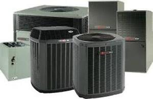 Furnace and Air Conditioning TRANE and Ameristar