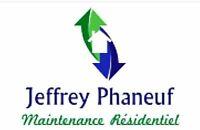 Jeffrey Phaneuf Maintenance Résidentiel