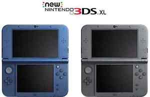 WANTED! 2x new 3ds XL console Magill Campbelltown Area Preview