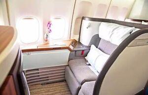 Discounted Business class and first class flight Maribyrnong Maribyrnong Area Preview