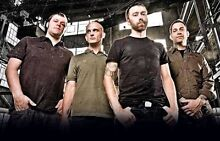 Rise Against Brisbane Riverstage GA Burleigh Waters Gold Coast South Preview