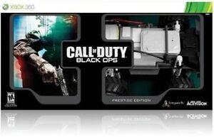 Xbox 360 Call Of Duty Black Ops 2010 Prestige Edition Burton Salisbury Area Preview