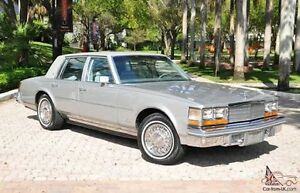 Looking for 1977 silver Cadillac Seville West Pennant Hills The Hills District Preview