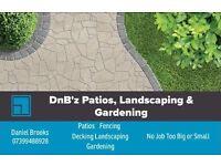 DnB'z Patios, Landscaping & Gardening Norwich & Norfolk