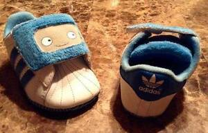 Baby Adidas Shoes - size 2