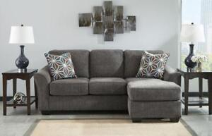 Brand New Ashley Sofa Chaise - Improve your Credit Score with our Payment Plans