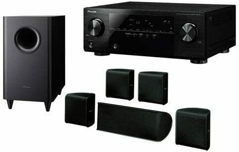 NEW Pioneer HTP-071 5.1 Channel Home Theater System