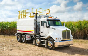 Kenworth T360 18,000Lt Galvanised Water truck Ormeau Gold Coast North Preview