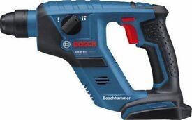 Bosch 18v compact sds drill