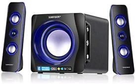 Sumvision Ncube Pro 2 LED Bluetooth 5.0 Enhanced Data Rate Designer St