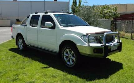 '12 Nissan Navara ST Turbo/Dsl 4x4 with NO DEPOSIT FINANCE!* O'Connor Fremantle Area Preview