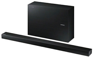 SAMSUNG HW K550 FLAT SOUNDBAR WITH SUBWOOFER