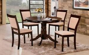 DINING SETS ON SALE!!! REDUCED PRICES UPTO 50% OFF (AD 575)