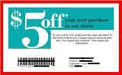 5% off Ebay/Paypal (Coupon Code for March 2014)
