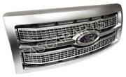 F150 Platinum Grill