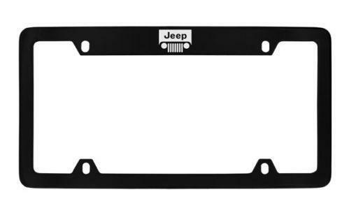 Jeep License Plate Frame Ebay