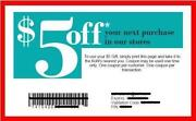 Kohls Coupons 5