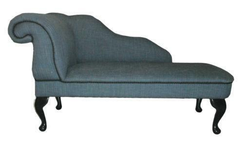 Grey chaise longue ebay for Chaise longue history