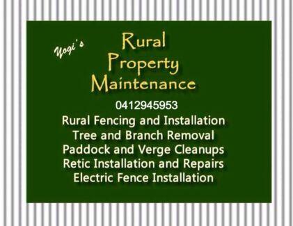 Rural Property Maintenance