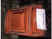 FREE - one full size (check in for flights) luggage piece like new