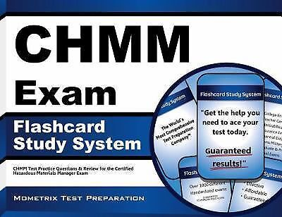 CHMM Exam Flashcard Study System : CHMM Test Practice Questions and ...