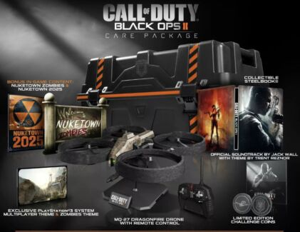 Call of Duty Black Ops 2 Care Package Edition! (PS3)