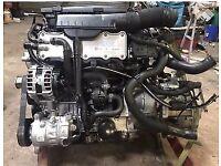 AUDI VW 1.4TSI A1 A3 SCIROCCO CZC ENGINE COMPLETE